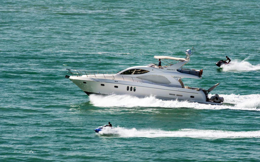 Unterwegs auf allen Wassern! – Erwerb des Sportbootführerscheins mit der KAS