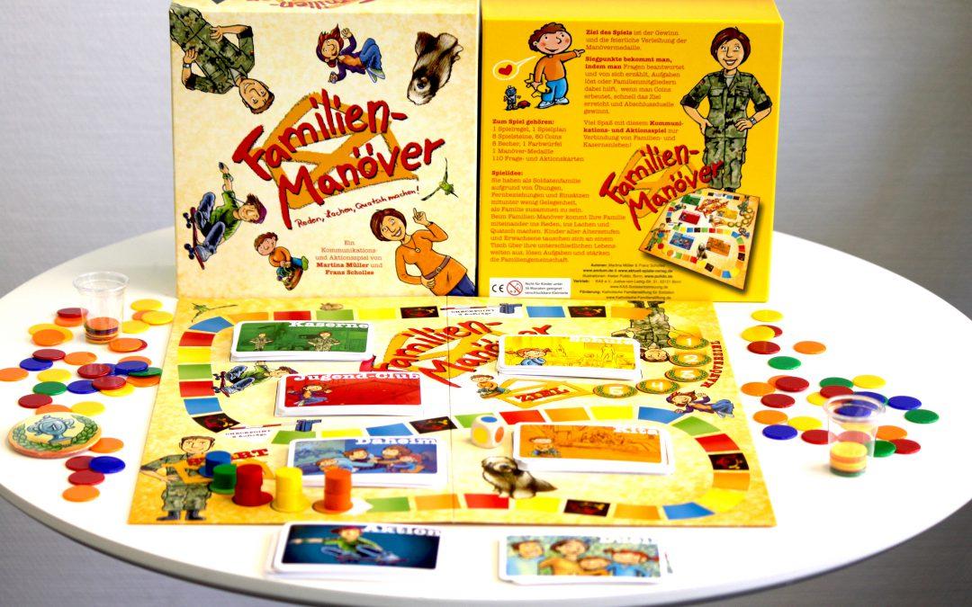 """Spiel """"Familien-Manöver"""""""
