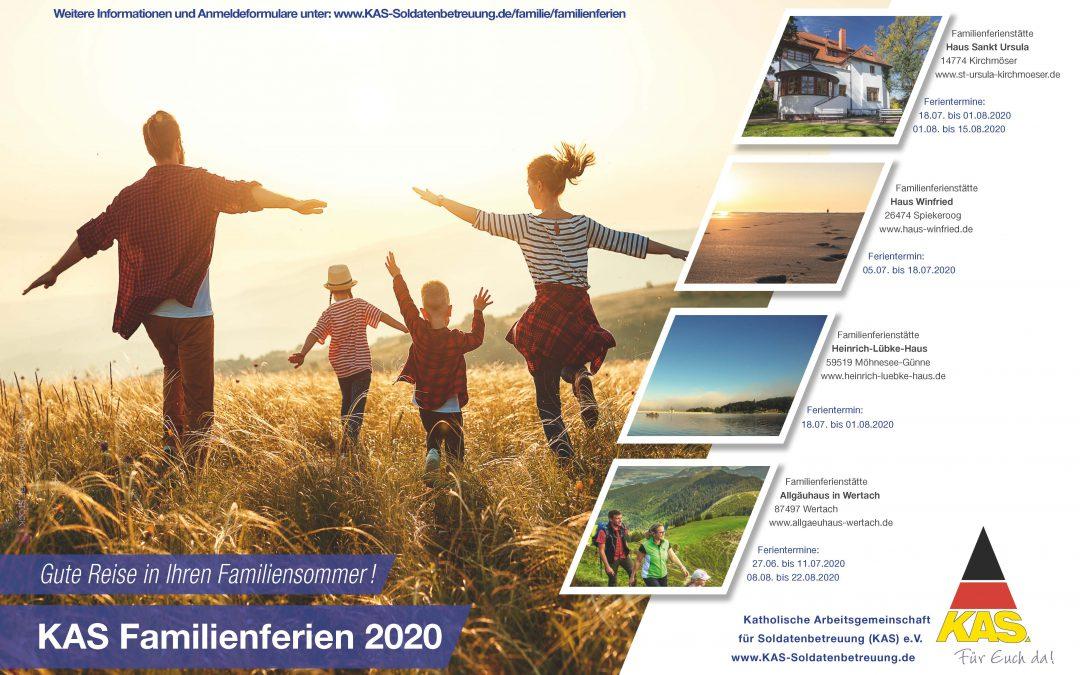 Urlaub für Soldatenfamilien in Deutschlands schönsten Ferienregionen
