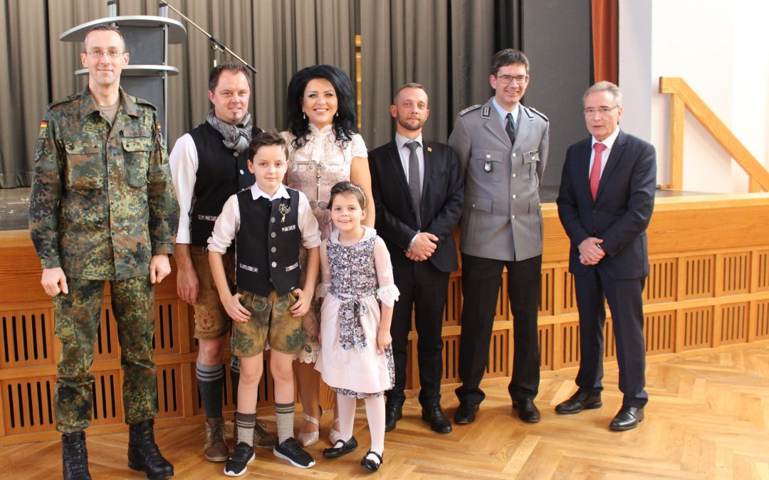 Soldatenheim/Stadthalle in Roding feierte Wiedereröffnung als Begegnungsstätte