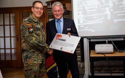 Rückzugsräume für das Zentrum Cyber-Operationen – EAS und KAS ermöglichen Betreuung in besonderen Situationen