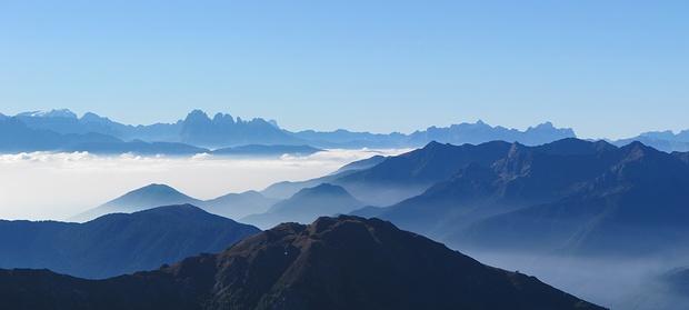 """Einzigartige Klettertouren in den Dolomiten – 11. KAS-Berg- und Klettersteigtour """"Bärige Brenta"""""""