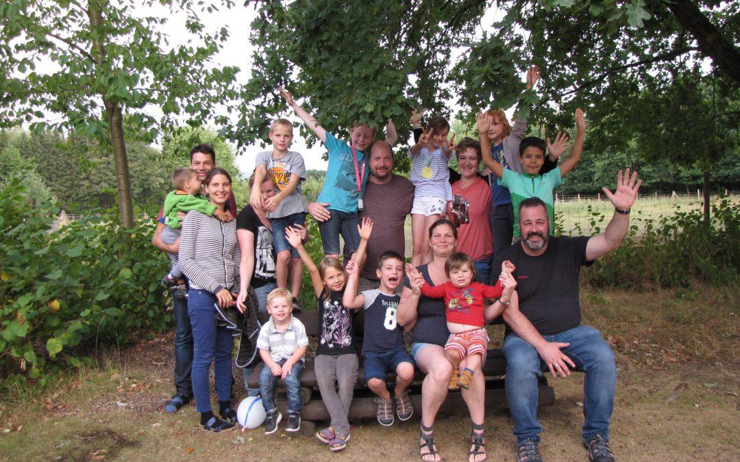 Es war ein unvergesslicher Sommer! –  Rückblick auf die KAS-Familienferien 2018