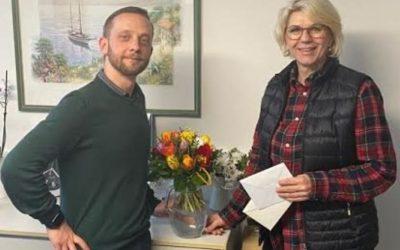 Verabschiedung von Regina Kohlhaus – Wir sagen danke!