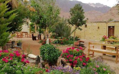 KAS-Auszeit für Körper und Seele im Süd-Sinai/Ägypten