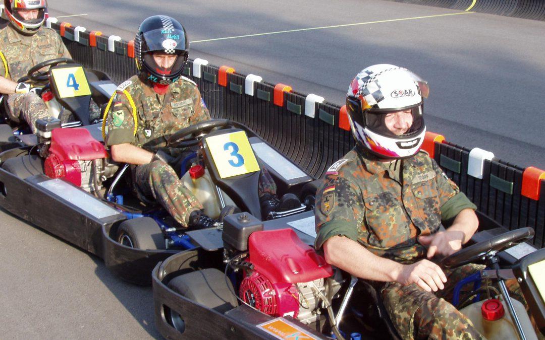 KAS-Betreuungsstandort Stetten macht Tempo – Spannende Rennen bei der 5. GO-Kart-Meisterschaft 2020