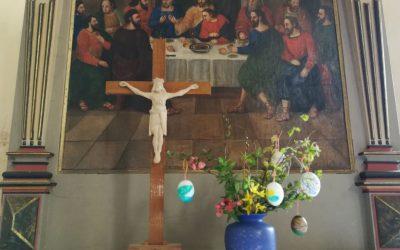Ostern zeigt, dass Gott alles zum Guten wenden kann!
