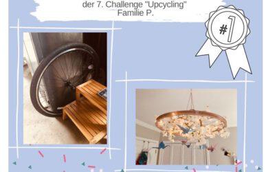 """KAS Familien Challenge 2020: Die Sieger der 7. Challenge """"Upcycling"""" stehen fest!"""