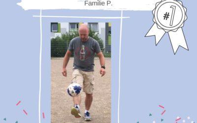 """KAS Familien Challenge 2020: Die Sieger der 9. Challenge """"Maradona"""" stehen fest!"""