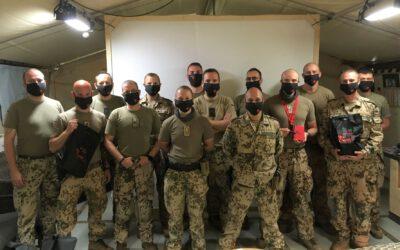 Verbundenheit über Kontinente hinweg – Einsatzsoldaten in Mali geben alles für ihre Kameraden und deren Familien in der Heimat