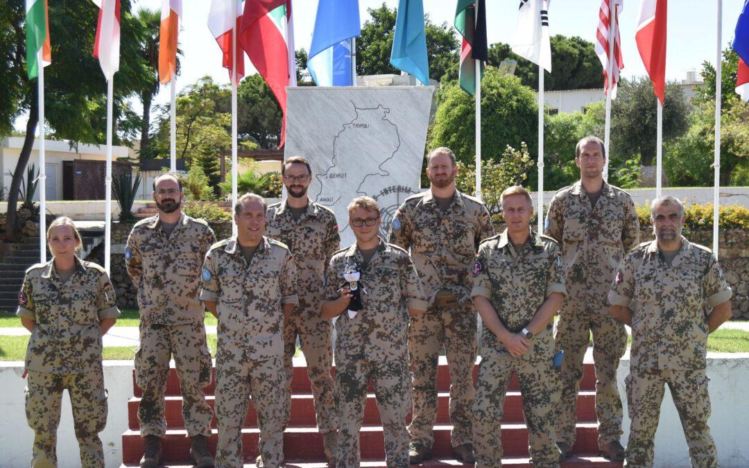Deutsches Einsatzkontingent UNIFIL im Libanon gibt Gewinner der ersten Wochenaufgabe der KAS Familien-Challenge 2.0 bekannt