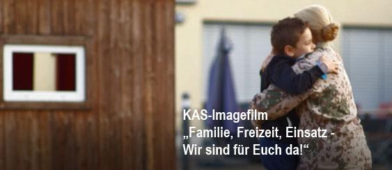 """KAS präsentiert neuen Imagefilm """"Familie, Freizeit, Einsatz – Wir sind für Euch da!"""""""