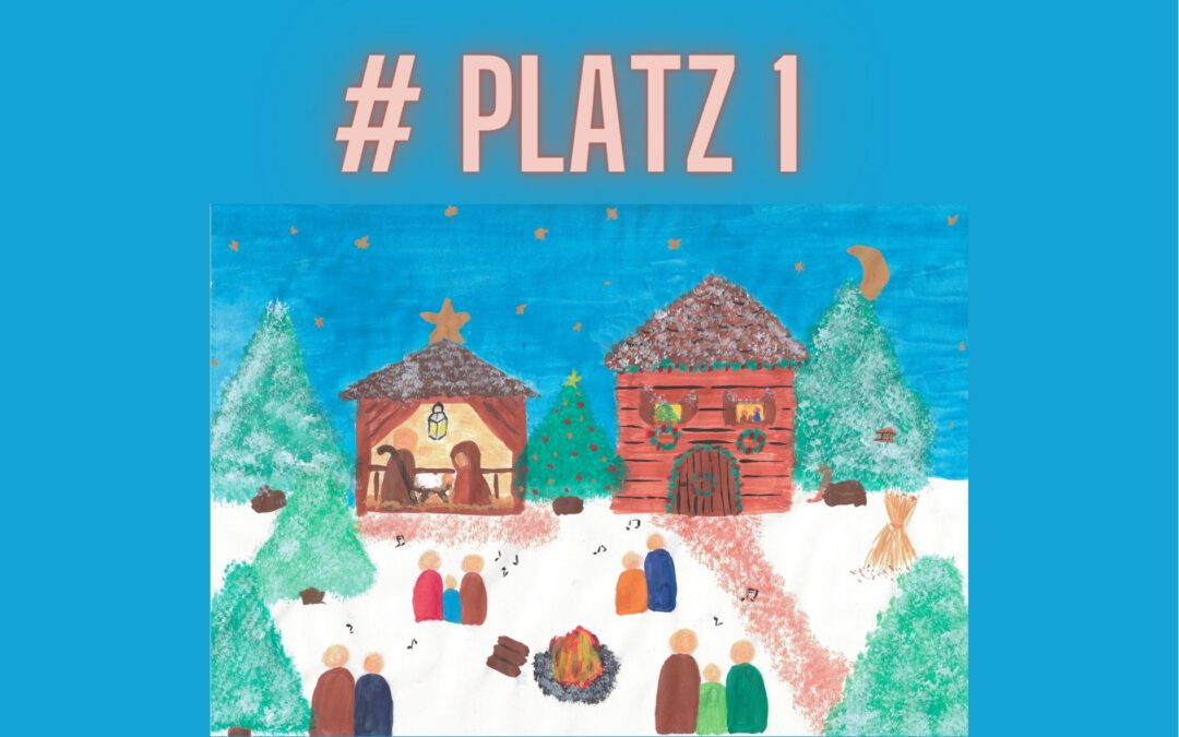 """Das sind die Gewinner der vierten Wochenaufgabe der KAS Familien-Challenge 2.0 """"Weihnachtskarte"""""""