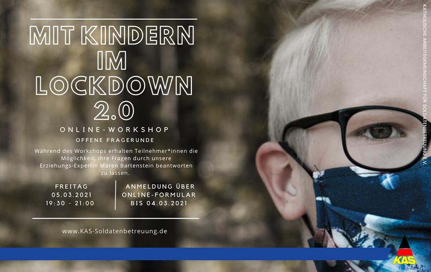 Mit Kindern im Lockdown 2.0