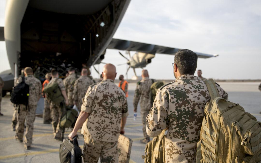 Bundeswehr verlässt Einsatzgebiet in Afghanistan –  OASE sagt danke für den Einsatz und verabschiedet sich