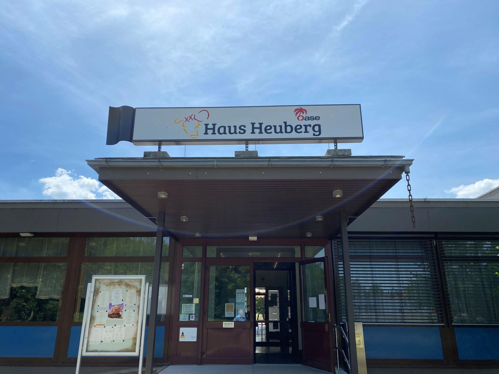 Inlandsoase Haus Heuberg