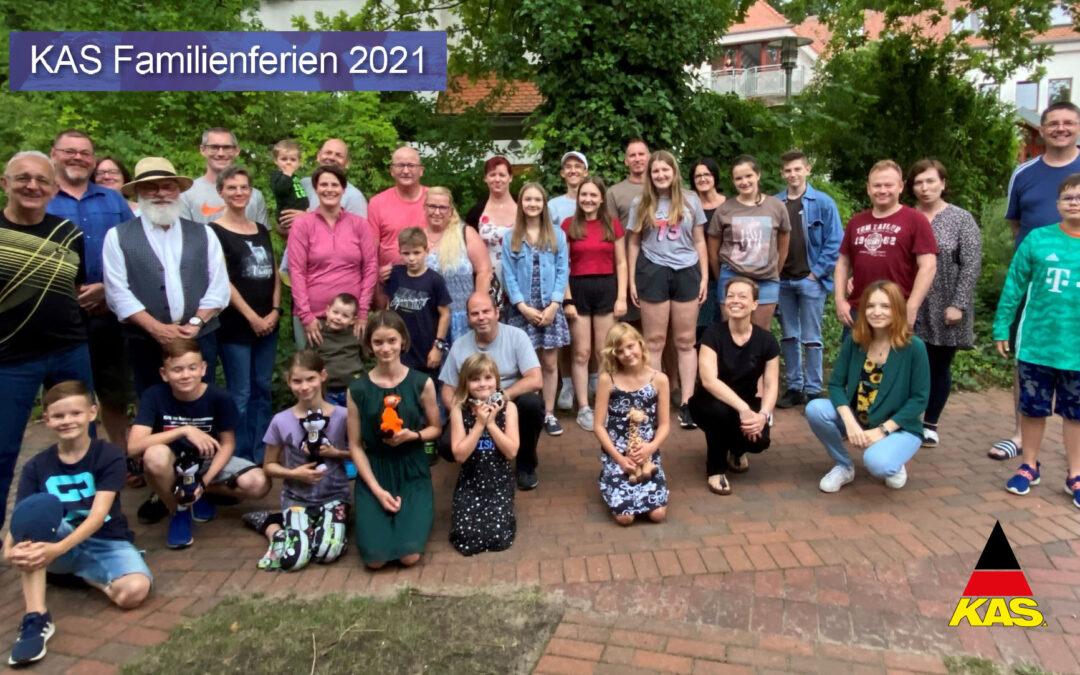 Raum und Zeit für erholsame Gemeinschaft –  Bundeswehrfamilien genossen großartige Ferien in Brandenburg